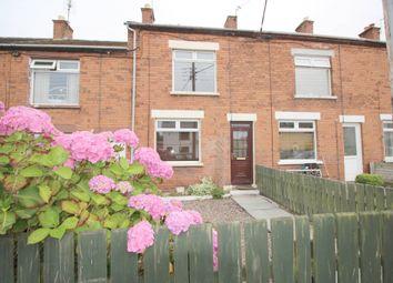 Thumbnail 2 bedroom terraced house for sale in Clandeboye Road, Bangor