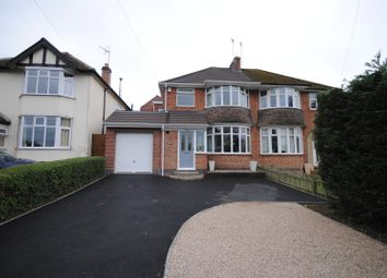 Thumbnail 4 bed semi-detached house to rent in Leicester Road, Quorn, Loughborough