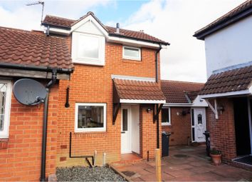Thumbnail 1 bedroom terraced house for sale in Grasby Court, Rotherham