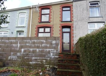 Thumbnail 2 bedroom terraced house to rent in Brynogwy Terrace, Nantymoel, Bridgend