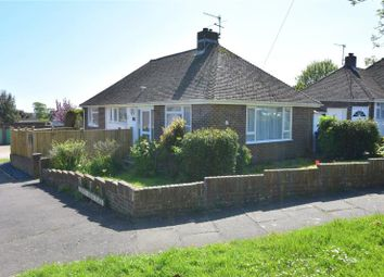 Thumbnail 2 bed detached bungalow for sale in Norbury Drive, North Lancing, West Sussex