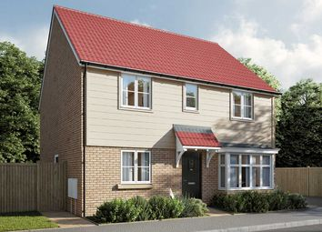 "Thumbnail 4 bed detached house for sale in ""The Pembroke"" at Market Grove, Great Yeldham, Halstead"