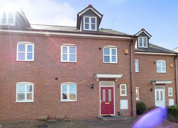 Thumbnail 4 bedroom town house for sale in Golden Hill, Weston, Crewe