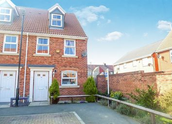 Thumbnail 3 bed end terrace house for sale in Ritchie Humphreys Drive, Hartlepool