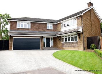 Thumbnail 5 bedroom detached house for sale in Starling Lane, Cuffley, Potters Bar