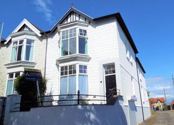 Thumbnail 4 bed semi-detached house for sale in Cwmdonkin Drive, Uplands, Swansea