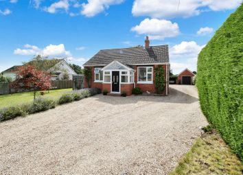 Thumbnail 3 bed detached bungalow for sale in Bere Farm Lane, North Boarhunt, Fareham