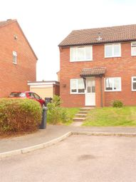 Thumbnail 1 bed end terrace house to rent in Cheshire Close - Yate, Yate, Bristol
