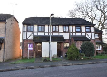 2 bed end terrace house for sale in Horseshoe Crescent, Burghfield Common, Reading RG7