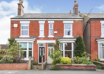 Audley Road, Alsager, Stoke-On-Trent, Cheshire ST7. 2 bed semi-detached house for sale