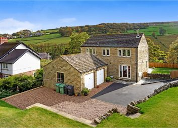 Thumbnail 4 bed detached house for sale in Modd Lane, Holmfirth