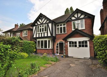 Thumbnail 4 bed detached house to rent in Priory Road, West Bridgford