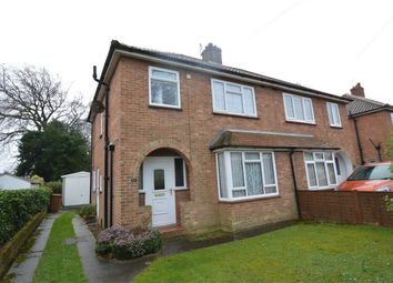 Thumbnail 3 bed semi-detached house for sale in Belmore Road, Thorpe St Andrew, Nowich, Norfolk