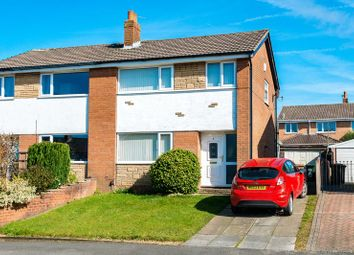 Thumbnail 3 bed semi-detached house for sale in Hornchurch Drive, Chorley