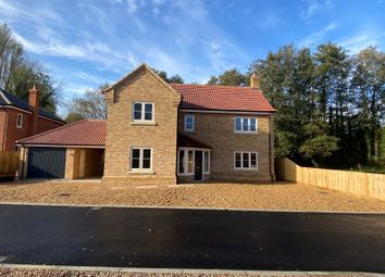 Thumbnail 4 bed detached house for sale in Westgate Street, Plot 3, 2 Willow Court, Shouldham, King's Lynn