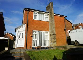 Thumbnail 3 bed detached house for sale in Douglas Close, Horwich, Bolton
