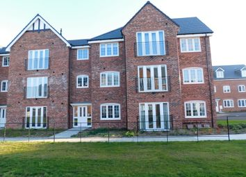Thumbnail 2 bed flat for sale in Harvard Court, Goodwill Road, Ollerton