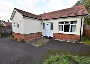 Thumbnail 2 bedroom detached bungalow for sale in Church Lane, Farnborough
