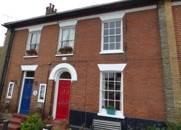 Thumbnail 3 bed terraced house for sale in Anchor Hill, Wivenhoe, Colchester