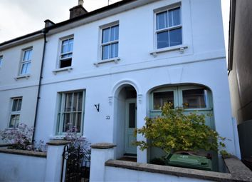 Thumbnail 3 bed end terrace house to rent in Moorend Crescent, Leckhampton, Cheltenham