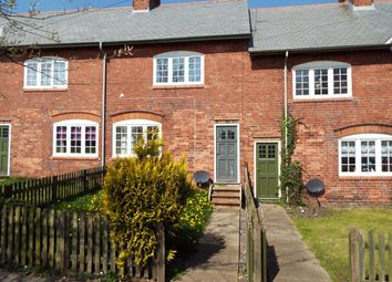 Thumbnail 3 bed terraced house to rent in Model Village, Creswell, Worksop