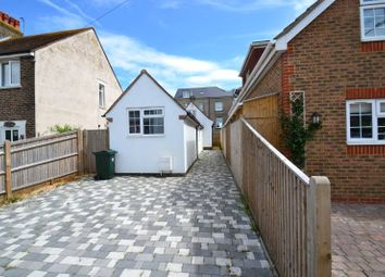 Thumbnail 2 bed detached bungalow to rent in Richmond Road, Eastbourne