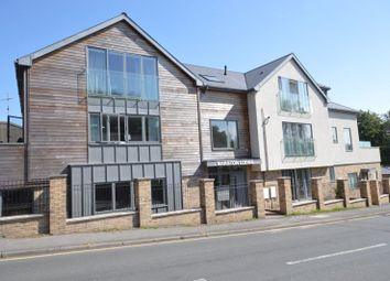 2 bed flat for sale in Weydown Road, Haslemere GU27
