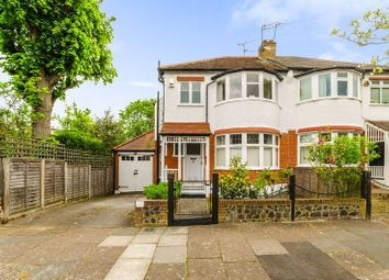 Thumbnail 3 bed semi-detached house for sale in Thirlmere Road, Muswell Hill