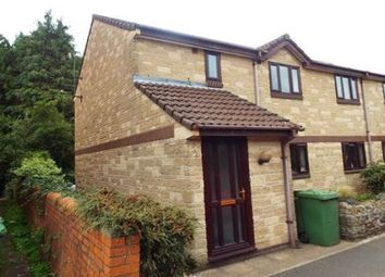 Thumbnail 1 bed maisonette to rent in Wookey Hole Road, Wells