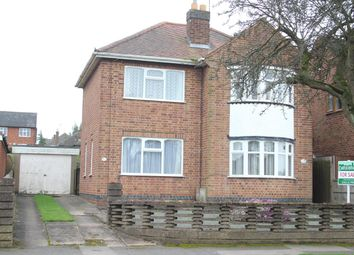 Thumbnail 3 bedroom detached house for sale in Brookside, Burbage, Hinckley