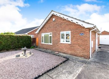 Thumbnail 3 bed detached bungalow for sale in Dowsing Way, Skegness