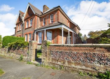 Thumbnail 2 bedroom flat to rent in St Davids Avenue, Bexhill On Sea