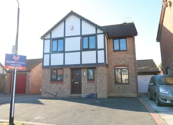 Thumbnail 3 bed detached house for sale in Richmond Close, Portishead