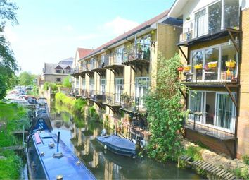 Thumbnail 2 bed town house for sale in Chandlers Wharf, St. Neots, Cambridgeshire