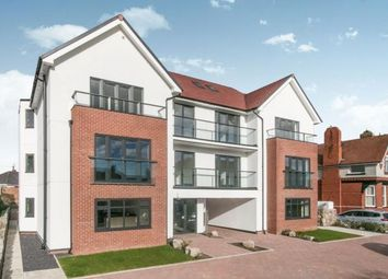 Thumbnail 2 bed flat for sale in Sunnydowns Apartments, Abbey Road, Rhos On Sea, Conwy