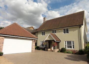 Thumbnail 6 bed detached house to rent in Ashfield Gardens, Ashfield Road, Norton, Bury St. Edmunds