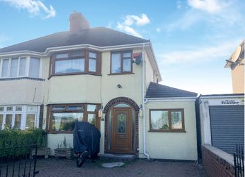 Thumbnail 3 bedroom semi-detached house for sale in Nash Road, Newport