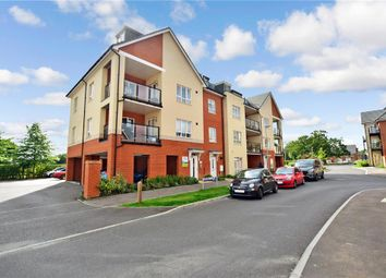 Thumbnail 2 bed flat for sale in Bedivere Road, Ifield, Crawley, West Sussex
