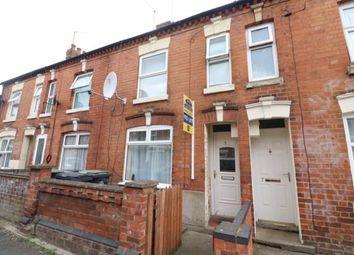 Thumbnail 3 bed terraced house to rent in Pemberton Street, Rushden