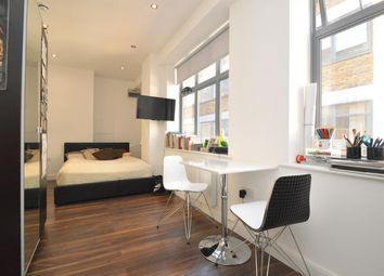 Thumbnail 1 bed flat to rent in Curtain Road, London