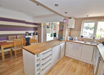 Thumbnail 4 bedroom terraced house for sale in Downlands Avenue, Broadwater, Worthing