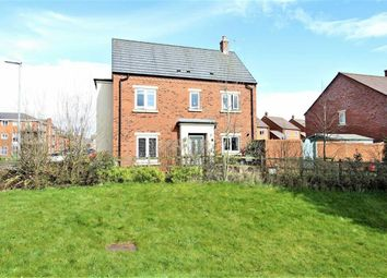 Thumbnail 3 bed link-detached house for sale in St Thomas Way, Hawkesyard, Rugeley
