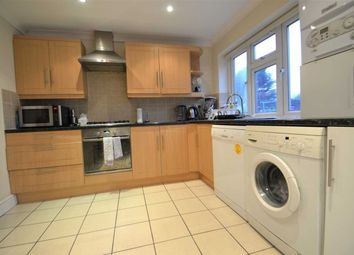 Thumbnail 4 bed terraced house to rent in Dellwood Gardens, Clayhall, Ilford