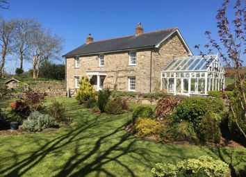 Thumbnail 3 bed detached house for sale in Nancegollan, Helston