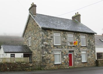 Thumbnail 5 bedroom semi-detached house for sale in Dinas Cross, Newport