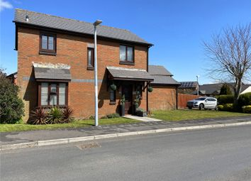 Thumbnail 3 bed detached house for sale in Beacons Park, Brecon, Powys