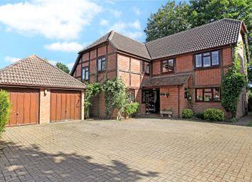 Thumbnail 5 bed detached house for sale in Birchanger, Busbridge, Godalming, Surrey