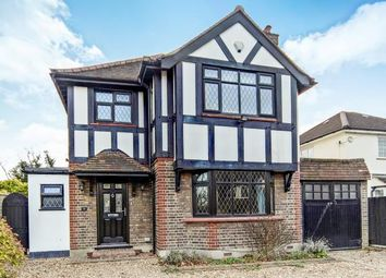 Thumbnail 3 bedroom detached house for sale in Devonshire Way, Shirley, Croydon, Surrey