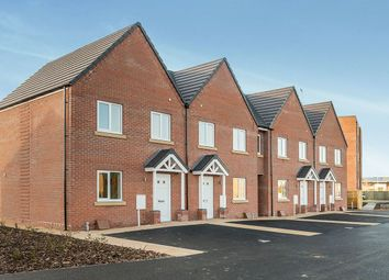 3 bed terraced house for sale in Davy Close, Ollerton, Newark NG22