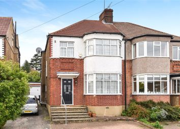 Thumbnail 3 bed semi-detached house for sale in Hadley Way, Winchmore Hill, London